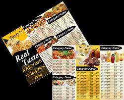 007 Sample Template Example Of Restaurant Menu Templates Free Word