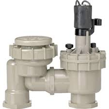 automatic sprinkler valve. Interesting Valve Lawn Genie 1 In AntiSiphon Valve With Flow Control In Automatic Sprinkler I