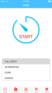 7 minute workout for iphone the best personal trainer plus daily workout for flat abs