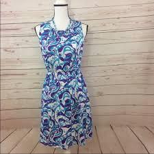 Jb Julie Brown Size Chart Jb By Julie Brown Dresses Abstract Print Sheath Dress
