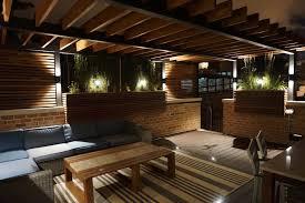 rooftop lighting. Roof Deck Pergola \u0026 Outdoor Lighting Rooftop