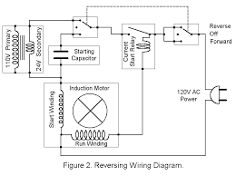 single phase motor forward reverse wiring diagram 120v Motor Wiring Diagram single phase motor with capacitor forward and reverse wiring single phase 120v motor wiring diagrams