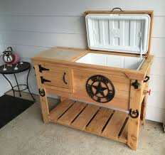 view larger best 25 ice chest cooler ideas on wooden ice
