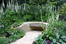 Small Picture How To Design A Garden When Space is Limited Home My Heaven