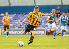 Cambridge United's Paul Mullin on His New-Found Enjoyment of the Game -  Sports Gazette
