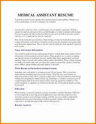 Sample Medical Assistant Resume Inspirational Resume Sample