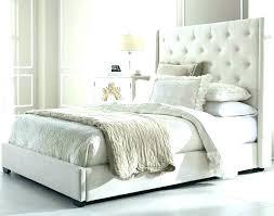 fabric headboard king grey upholstered grey fabric king size headboard