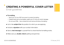 Cover Letter In Email Body Cover Letter Samples Cover Letter Samples