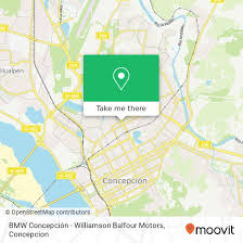 How to get to BMW Concepción - Williamson Balfour Motors in Talcahuano by  Bus or Train   Moovit