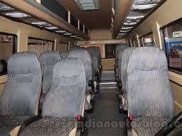Traveller 26 Seater Force Super Luxury Traveller Showcased