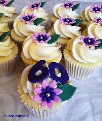 60th Birthday Cupcake Festivities 60th Birthday Cupcakes