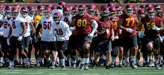 Usc Keeps Starting Lineup A Mystery With No Depth Chart