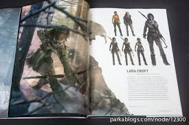 rise of the tomb raider the official art book 02