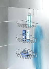 shower wall caddy unique bathroom plans beautiful chrome wall mounted shower reviews co at over wall