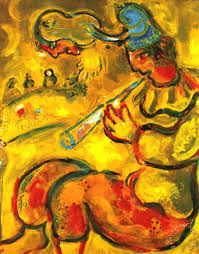 marc chagall the yellow clown print for for marc chagall the yellow clown painting and frame at ships in 24 hours