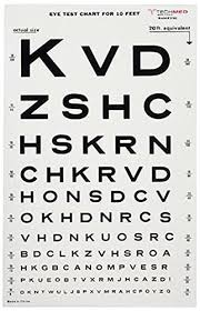 Free Online Eye Test Chart