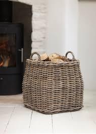 wood basket for fireplace fireplace bask on log images holder s