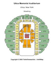 Adirondack Bank Center At Utica Memorial Auditorium Tickets
