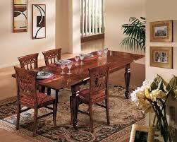 Mobili Per Arredare Sala Da Pranzo : Sale da pranzo in legno di noce e ciliegio