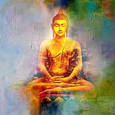 Image result for Buddha sitting meditation