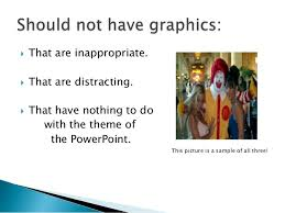 Good Powerpoint Examples Examples Of Good And Bad Slides