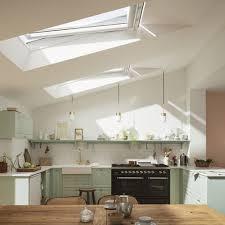 Velux Integra Elektro Dachfenster Weiß Ggl