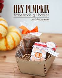 hey pumpkin homemade gift basket pattern to create berry baskets so cute