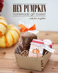 hey pumpkin homemade gift basket pattern to create berry baskets so cute