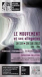 Exposition : Le mouvement et ses allégories
