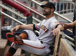 Down to 3-man rotation, Giants to use ...