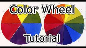 President Paint Color Chart Color Wheel Tutorial How To Mix Paint