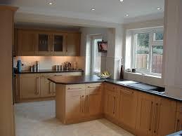 Karndean Kitchen Flooring Oak Shaker Style Thompson Interiors