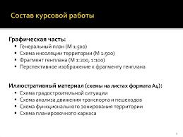 Методика выполнения и оформления курсовой работы презентация онлайн Методика выполнения и оформления курсовой работы Состав курсовой работы