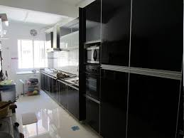3g glass door kitchen cabinet 2