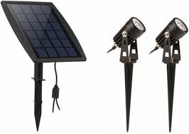 Bolcom Led Tuinverlichting Zonne Energie Met Schemerschakelaar