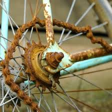Image result for Broken bike