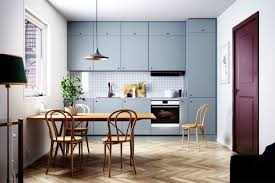 40 Wonderful One Wall Kitchens And Tips You Can Use From Them Home New One Wall Kitchen Designs Set