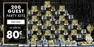 ... New Year's Eve Party Kits for 200 Guests Shop Now.