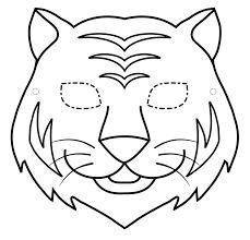 Tigre Da Colorare Disegni Per Bambini Online Con The Baltic Post