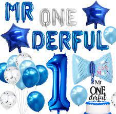 Geburtstag Dekorationen Mr Wonderful ...