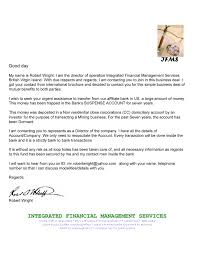 scam email reply required~letter of intent from robert wright jpeg image