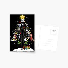 Watch online the nightmare before christmas (1993) in full hd quality. Nightmare Before Christmas Postcards Redbubble