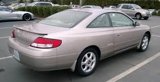 toyota solara i coupe 1999 - Auto-Database.com