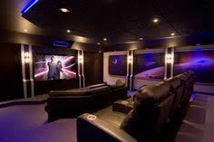 home theater lighting ideas. The Perfect Lighting For Watching TV And Movies - Lights Online Blog. Media RoomsMovie Theater RoomsHome Home Ideas