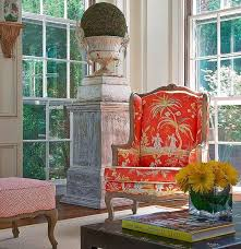 A Fresh Chinoiserie Revival  Angelica AngeliChinoiserie Living Room