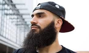 how to straighten beard hair in 5 steps