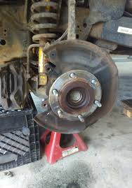 Wheel Bearing Replacement | Tacoma World