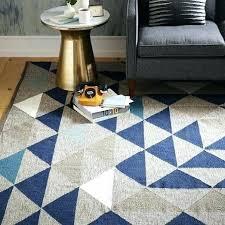 west elm rug shining framed triangles wool kilim review