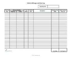 Mileage Form For Taxes Example Of Mileage Log For Irs Tracking Jeopardy Templates Google