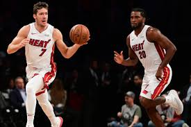 Depth Chart Miami Heat Hhh Talk What Is The Best Starting 5 For The Miami Heat